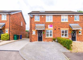 Thumbnail 3 bed semi-detached house for sale in Quarry Road, Chorley