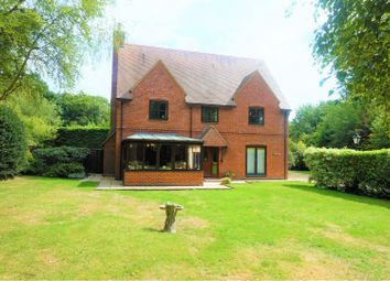 Thumbnail 6 bed detached house for sale in Moonhills Lane, Beaulieu, Brockenhurst