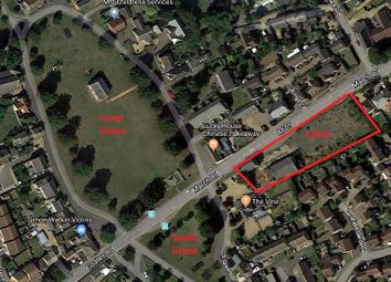 Thumbnail Land for sale in March Road, Coates, Whittlesey