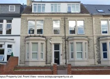 Thumbnail 3 bed flat to rent in Osborne Road, Newcastle Upon Tyne