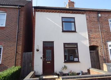 Thumbnail 2 bed semi-detached house to rent in The Cloisters, Wood Street, Earl Shilton, Leicester