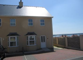 Thumbnail 3 bed end terrace house to rent in Victoria Court, Neyland, Milford Haven