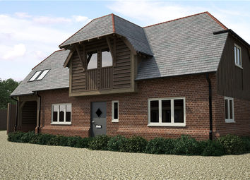 Thumbnail 3 bedroom detached house for sale in Church Court, Seasalter, Whitstable, Kent