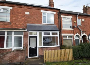 Thumbnail 2 bed terraced house for sale in The Common, South Normanton, Alfreton, Derbyshire