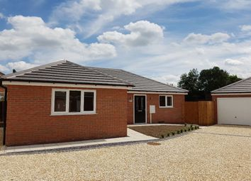 Thumbnail Bungalow for sale in Stones Lane, Skellingthorpe Road, Lincoln