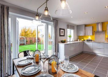 """Thumbnail 4 bed detached house for sale in """"Kingsley"""" at Pye Green Road, Hednesford, Cannock"""
