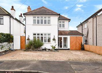 Thumbnail 4 bed detached house for sale in Cranbourne Road, Northwood, Middlesex