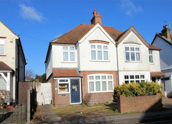 Thumbnail 3 bed semi-detached house to rent in Goldsworth Road, Woking