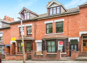 Thumbnail 4 bed terraced house for sale in Park Vale Road, Highfields, Leicester