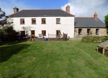 Thumbnail 3 bed detached house for sale in Plain An Gwarry, Marazion, Penzance, Cornwall