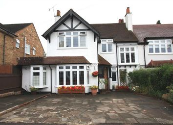 Thumbnail 4 bedroom semi-detached house for sale in Silverdale Road, Bushey