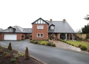 4 bed detached house for sale in 14 Scotby Village, Scotby, Carlisle, Cumbria CA4