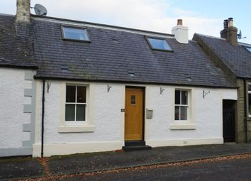 Thumbnail 2 bed semi-detached house for sale in Low Town, Thornhill, Stirling