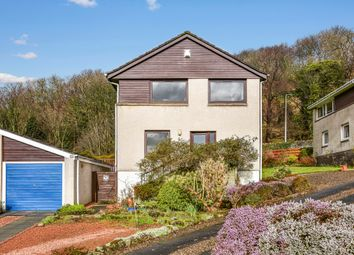 Thumbnail 4 bed detached house for sale in Inchcolm Drive, North Queensferry