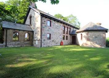 Thumbnail 4 bed detached house for sale in Highfield House, Muir Of Ord, Ross-Shire