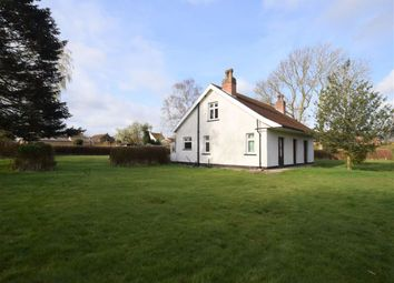 Thumbnail 3 bed detached bungalow for sale in Low Road, Osgodby