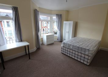 Thumbnail 6 bed property to rent in Llanishen Street, Heath, Cardiff