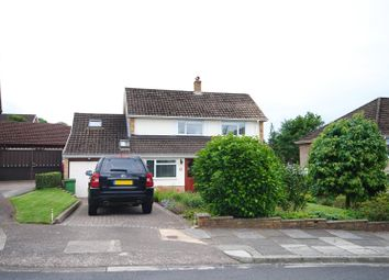 Thumbnail 3 bed detached house for sale in Llyn Close, Lakeside, Cardiff