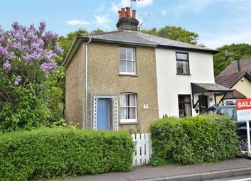 Thumbnail 2 bed semi-detached house for sale in Woodside, Thornwood, Epping