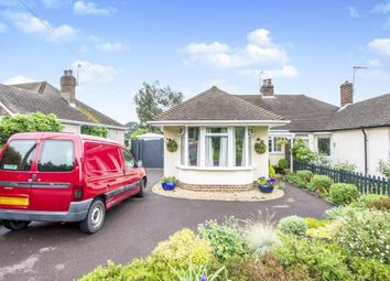 Thumbnail 2 bed bungalow for sale in Wimborne Road, Bournemouth