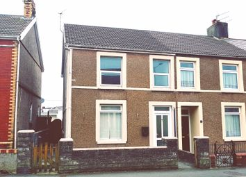 Thumbnail 3 bed end terrace house for sale in Commercial Street, Kenfig Hill