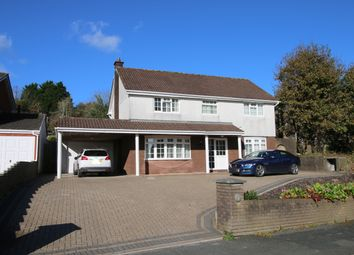 Thumbnail 4 bed detached house for sale in Earls Wood Drive, Earlswood, Plymouth