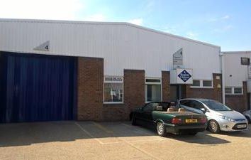 Thumbnail Light industrial to let in Unit 4, Hazelwood Trading Estate, Dominion Way, Worthing, West Sussex