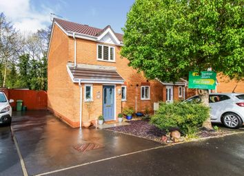 Thumbnail 2 bed semi-detached house for sale in Coed Mieri, Tyla Garw, Pontyclun