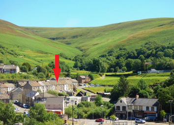 Thumbnail 3 bed terraced house for sale in Gwaun Bant, Pontycymer, Bridgend
