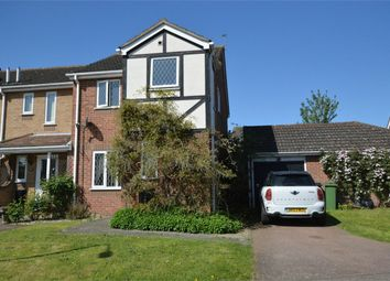 Thumbnail 3 bed end terrace house for sale in Cartmel, Hethersett, Norwich