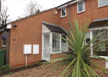 Thumbnail 2 bed end terrace house for sale in Hill Lane, Bromsgrove, Worcs