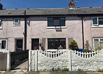 Thumbnail 2 bed terraced house for sale in Silvia Way, Fleetwood, Lancashire