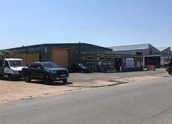Thumbnail Light industrial to let in Trinity Trading Estate, Tribune Drive, Sittingbourne, Kent