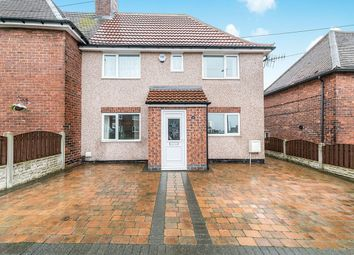 Thumbnail 2 bed semi-detached house for sale in Cavendish Street, Staveley, Chesterfield