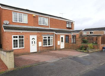 Thumbnail 4 bed semi-detached house for sale in Taylor Crescent, Woodsetts, Worksop, South Yorkshire