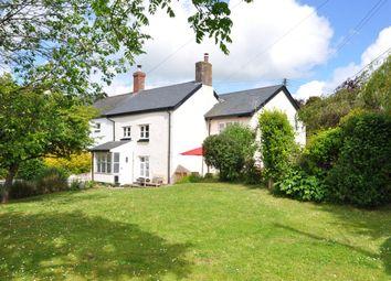 Marsh Cottages, Lovacott, Barnstaple EX31. 4 bed terraced house for sale