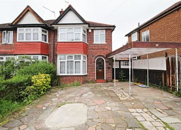 Thumbnail 3 bed semi-detached house to rent in St Andrews Drive, Stanmore
