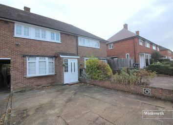Thumbnail 3 bedroom terraced house for sale in Aycliffe Road, Borehamwood, Hertfordshire