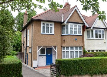 Thumbnail 4 bed semi-detached house for sale in Cholmeley Crescent, London
