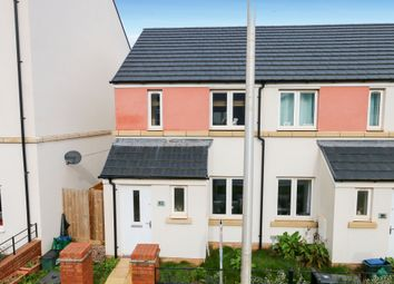 Thumbnail 2 bed end terrace house for sale in Tillhouse Road, Cranbrook, Exeter