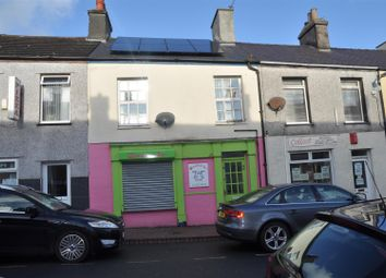 Thumbnail 1 bed flat for sale in William Street, Holyhead