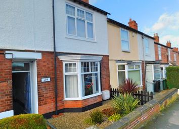 Thumbnail 3 bed terraced house to rent in Huntingtower Road, Grantham