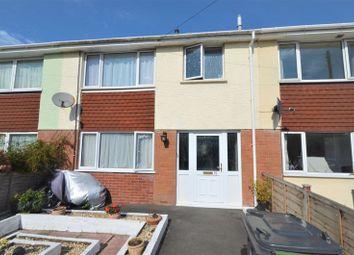 Thumbnail 3 bed terraced house for sale in Bickington Lodge Estate, Bickington, Barnstaple