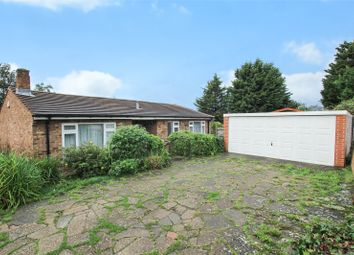 Thumbnail 3 bed bungalow for sale in Rochester Close, Blackfen, Kent