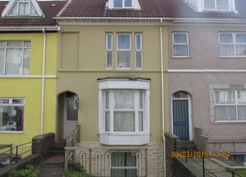 Thumbnail 1 bedroom flat to rent in King Edwards Road, Swansea