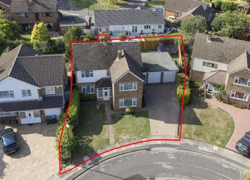 Thumbnail 4 bed detached house for sale in Westcliffe Drive, Styvechale, Coventry