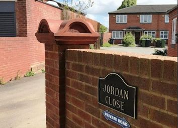 Thumbnail 2 bed end terrace house for sale in Jordan Close, Kidderminster