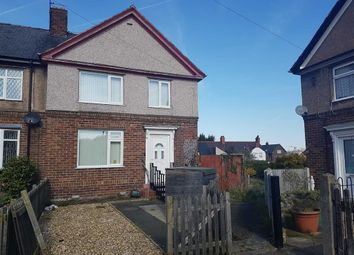 Thumbnail 3 bed semi-detached house for sale in Borough Grove, Flint