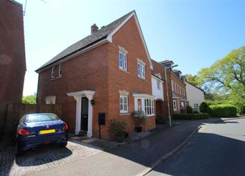Thumbnail 3 bed link-detached house for sale in Nock Gardens, Grange Farm, Kesgrave, Ipswich