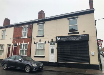 Thumbnail 1 bed flat to rent in Lewis Street, Walsall, West Midlands